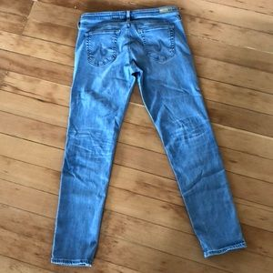 Adriano Goldschmied AG Jeans, size 29, The Stilt